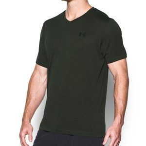 Under Armour Large UA Tech T-Shirt Tech V-Neck